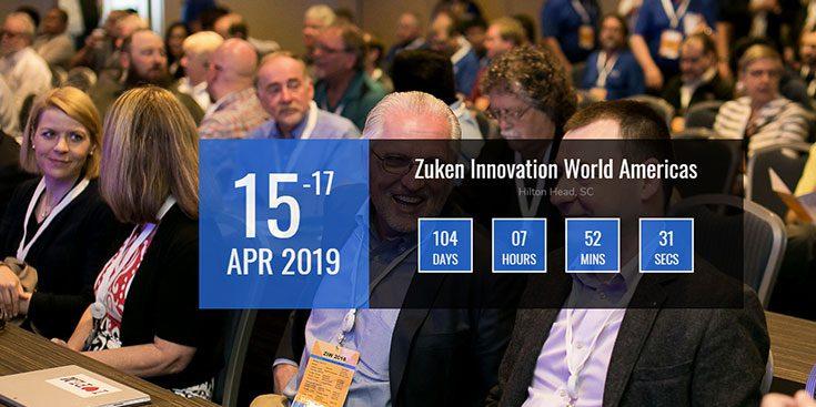 Zuken Innovation World Website