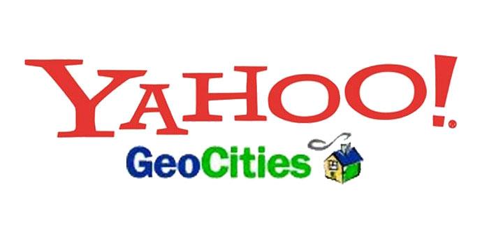 Yahoo! Geocities logo